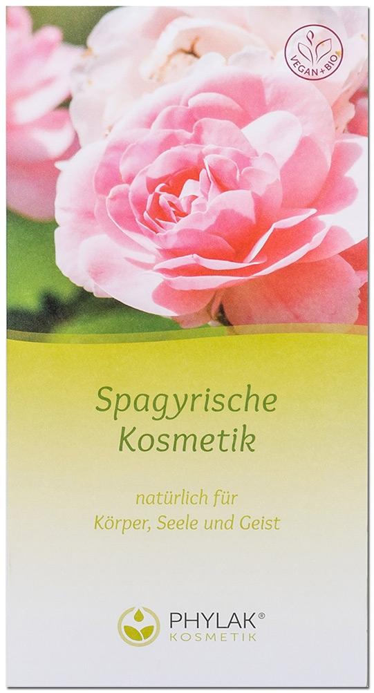 Produktbroschüre Spagyrische Hautcreme 'ROSE'