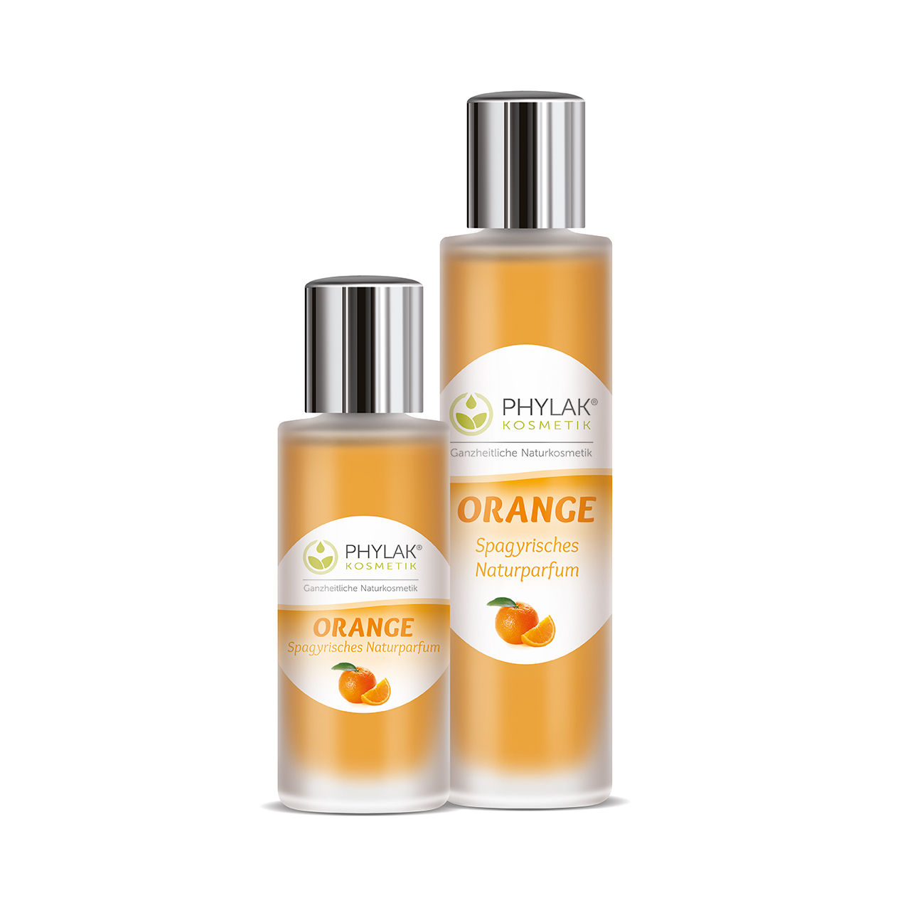 ORANGE - Spagyrisches Naturparfum