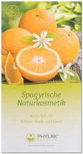 Produktbroschüre Spagyrische Hautcreme ORANGE