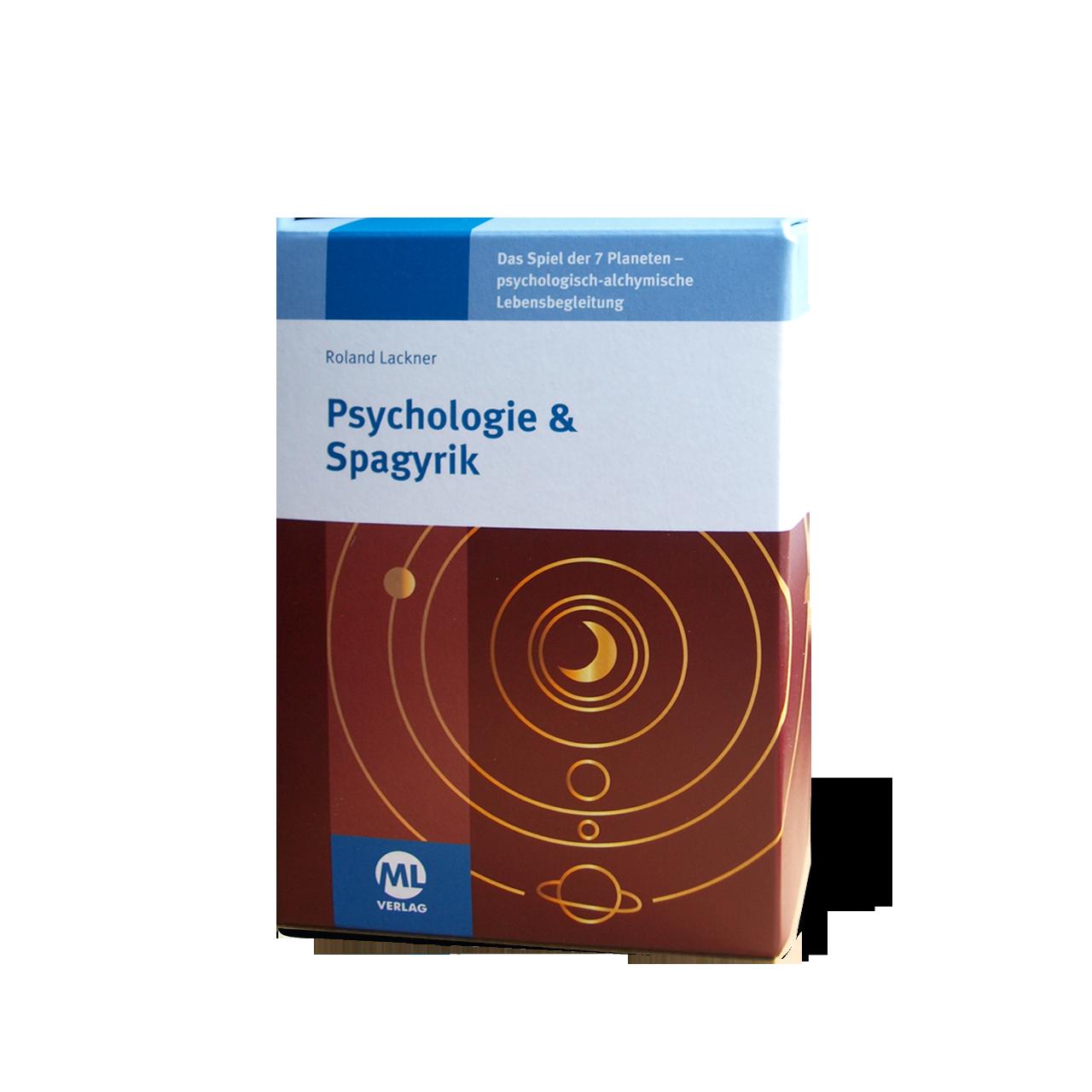 Psychologie & Spagyrik - Kartenset