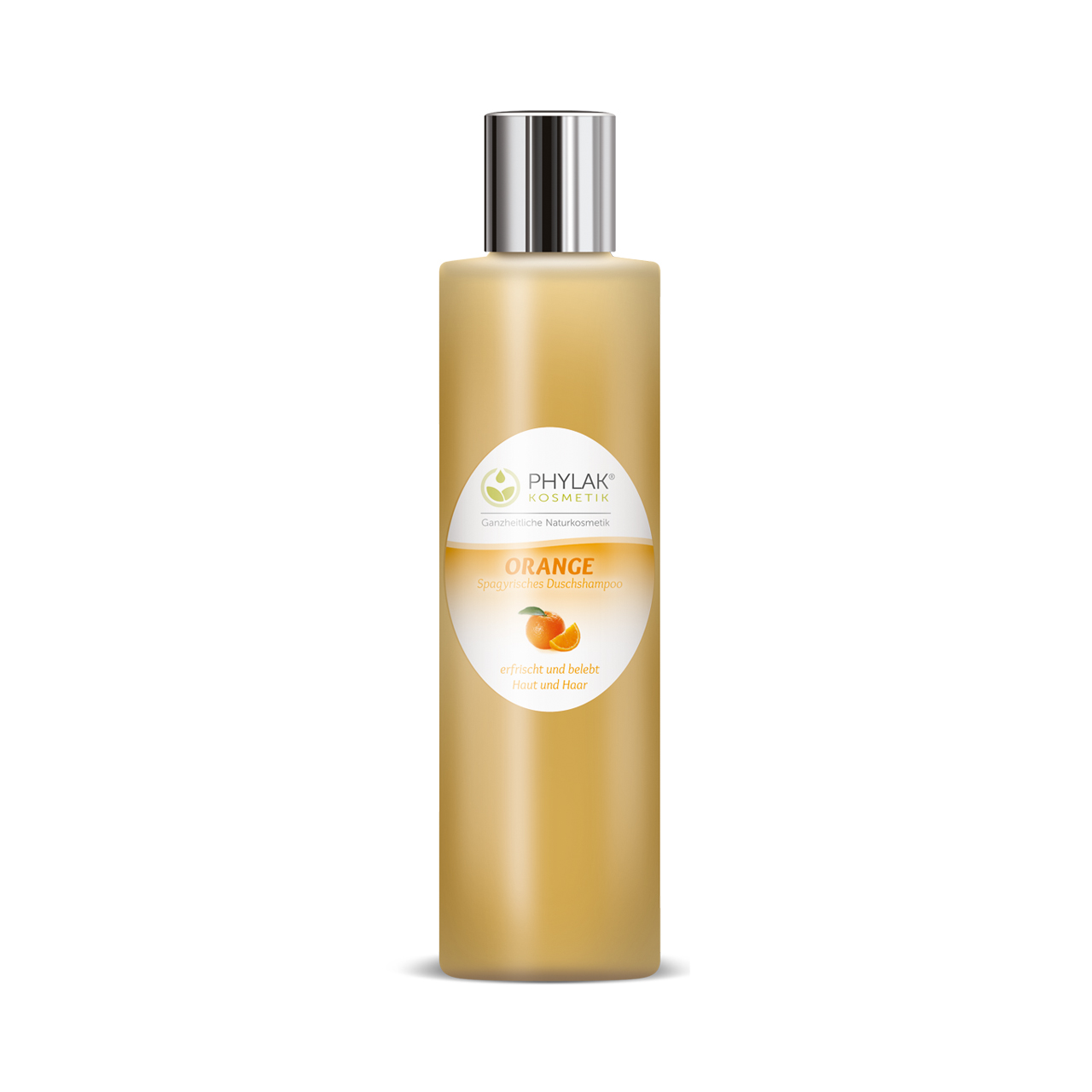 ORANGE - Spagyrisches Duschshampoo