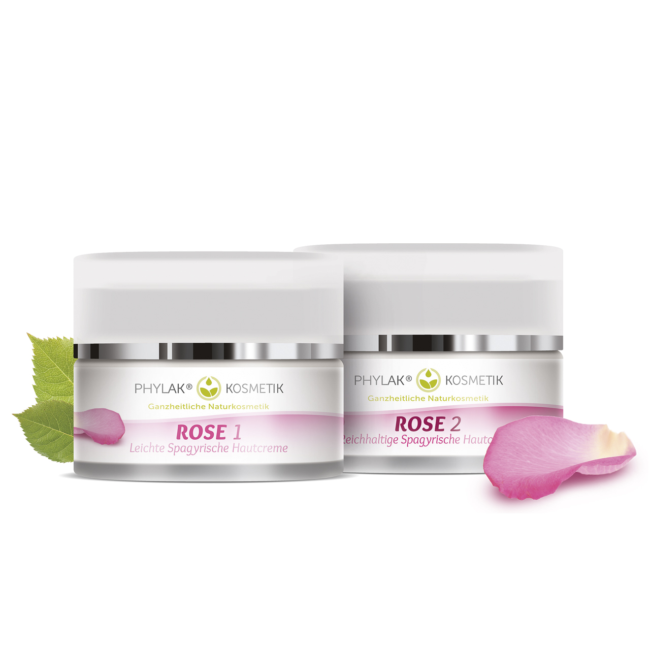 ROSE 1 – Leichte Spagyrische Hautcreme
