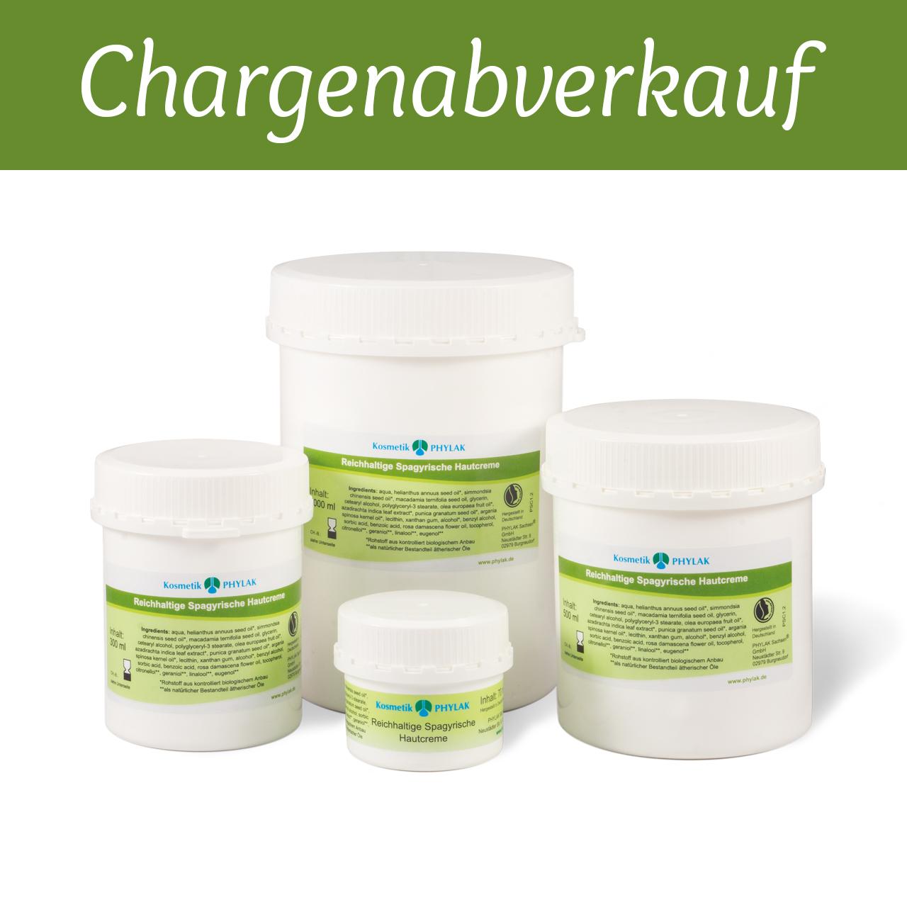 PSC 1.2 – Reichhaltige Spagyrische Hautcreme (1.000 ml)