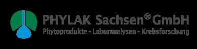 Logo der PHYLAK Sachsen GmbH